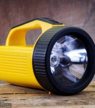 Batteries & Flash Lights