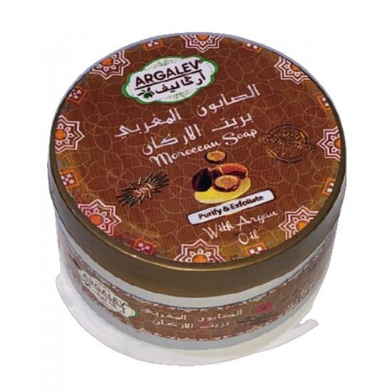 Moroccan Soap 150g with Premium Argan Oil