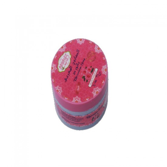 Moroccan soap with roses 150 grams