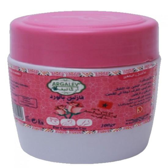Vaseline with flowers