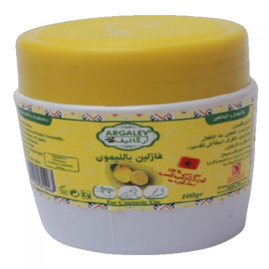 Vaseline with lemon 100 Grams