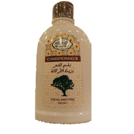 Hair conditioner with argan oil
