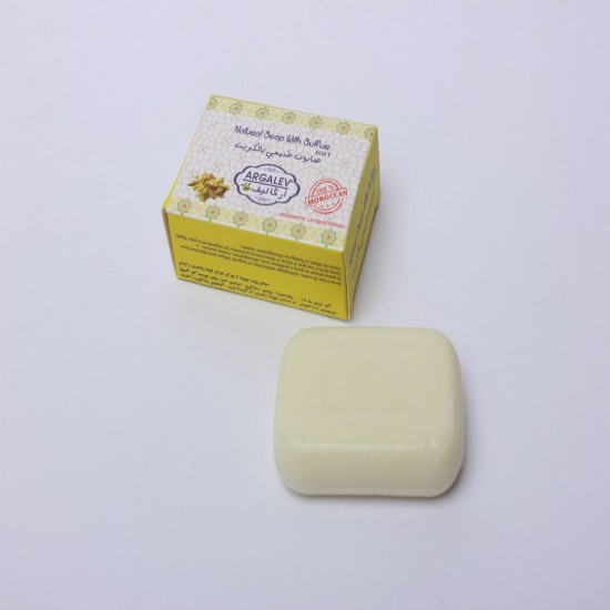 Benefits of natural soap with sulfur
