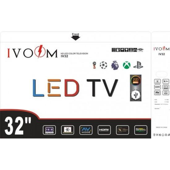 Full Hd تلفزيون ايفوم 32 بوصة ال اي دي عالي الدقة