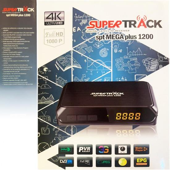 Super Track Receiver plus 1200