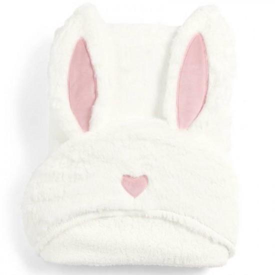 Hooded Rabbit Towel - Millie & Boris Hooded Rabbit Towel - Millie & Boris