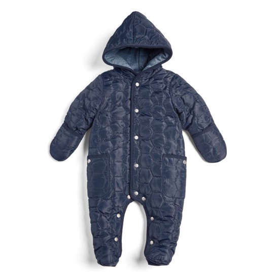 Quilted Pramsuit