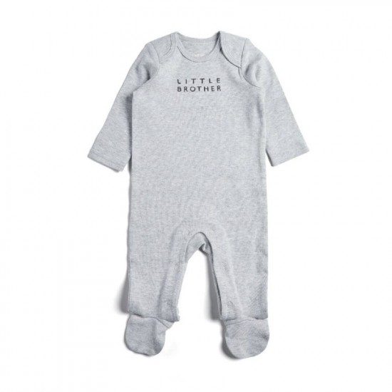 Little Brother All-in-One in grey color