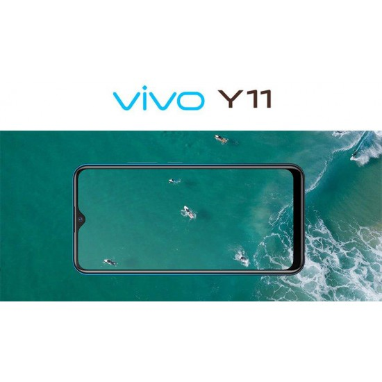 VIVO Y11, 32GB, Burgundy Red