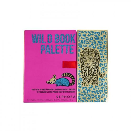 Wild Book Palette from Sephora
