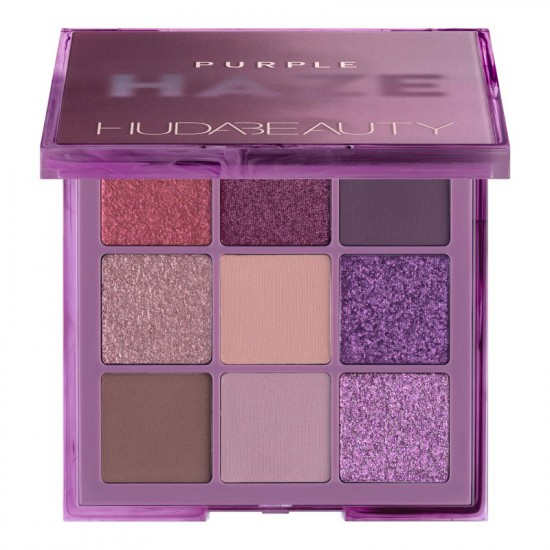 HAZE Obsessions Palettes Purple by Huda Beauty