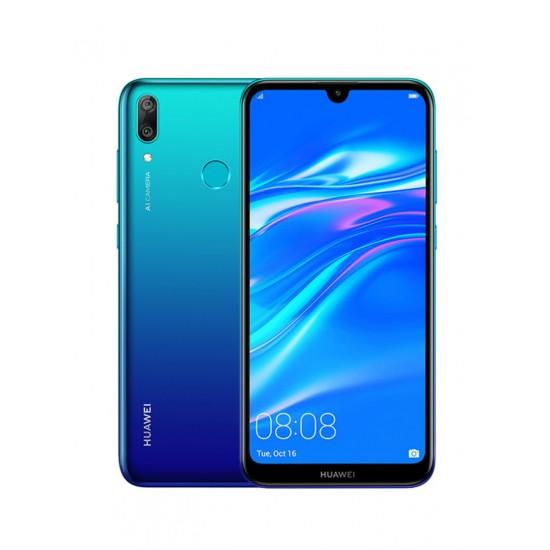HUAWEI Y7 Prime 2019 Dual SIM Aurora Blue 3GB RAM 64GB 4G LTE
