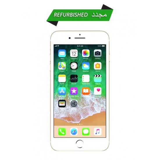 Refurbished - iPhone 7 Plus With FaceTime Gold 32GB 4G LTE