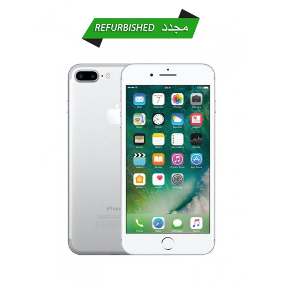 Refurbished - iPhone 7 Plus With FaceTime Silver 32GB 4G LTE