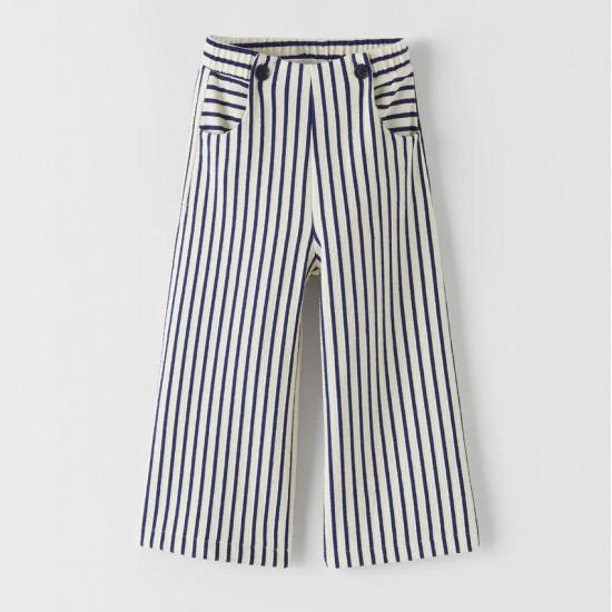 Nautical Stripe Trousers