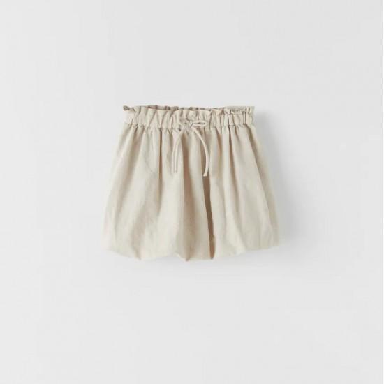 Balloon Mini Skirt