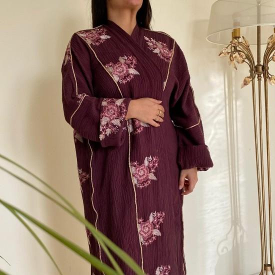 Embroidered Women's Abaya
