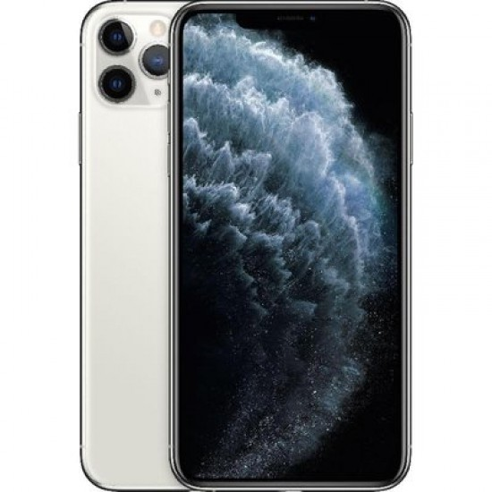 Apple iPhone 11 Pro Max 64 GB, Silver, 4G LTE
